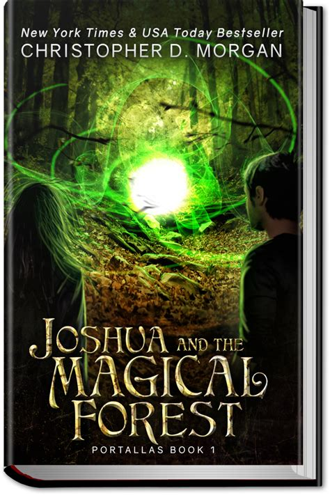joshua and the magical forest portallas