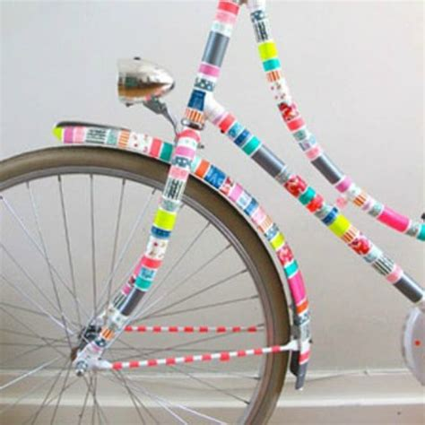 Decorate Your Bike by All Of The Things Washi