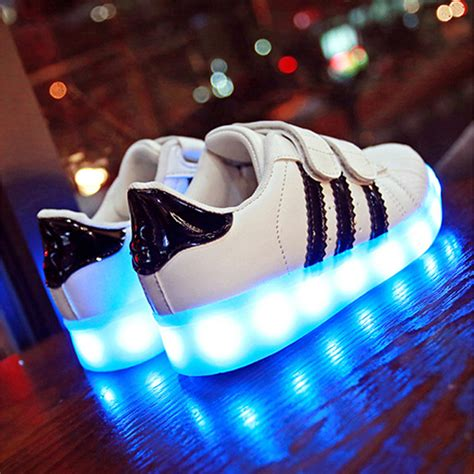 baby boy light up shoes led light up shoes trainers luminous sneakers children