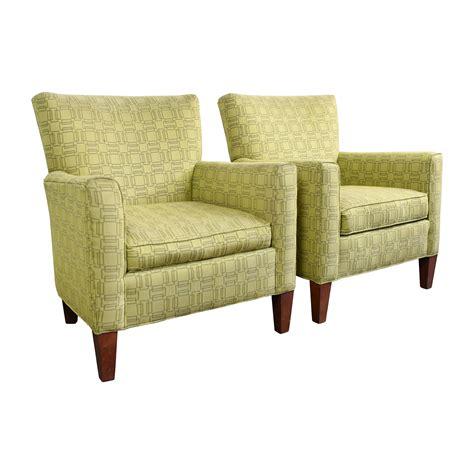 ethan allen recliners 90 off ethan allen ethan allen green upholstered accent