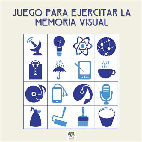 Imagenes Memoria Visual | juegos memoria visual imagui