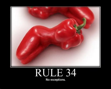 Just For 34 just rule 34