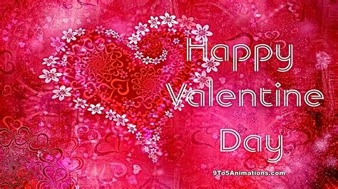 9 Cool To This Valentines Day by Happy Valentines Day 2018 Wallpapers 9to5animations