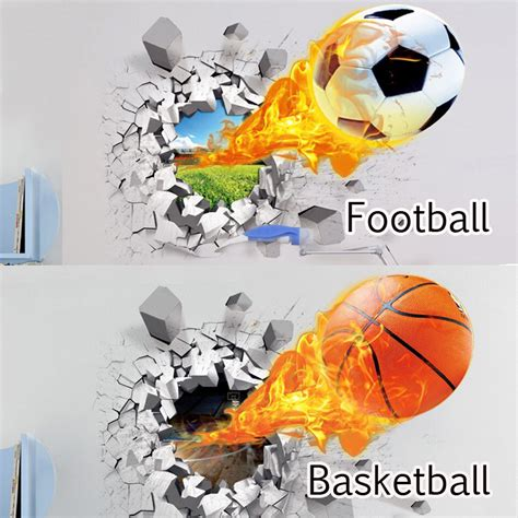 basketball wall stickers basketball wall stickers promotion shop for promotional