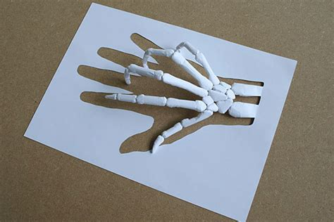 Paper Folding Tricks - quite remarkable easy paper cutting designs amazing