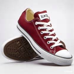 colored converse converse maroon they match lenior rhyne s college colors