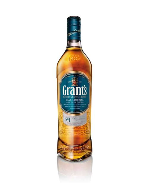 grant s ale cask finish scotch whiskey review the