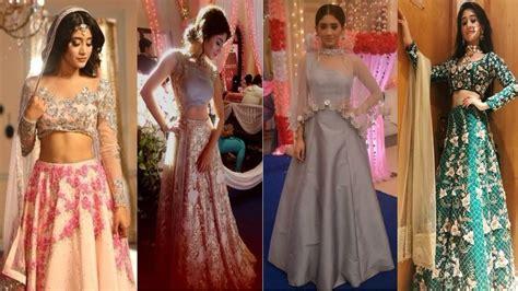 Naira Dress stylish designer of naira in yeh rishta kya