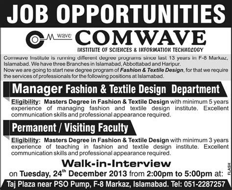 fashion design lecturer jobs fashion teaching jobs fashion today
