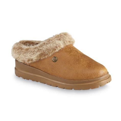 bobs skechers slippers skechers s bobs cherish snow bunny faux fur