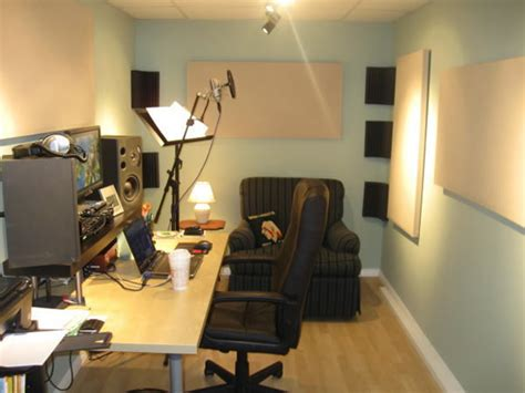Building Small Home Studio 9 Things You Need For A Home Recording Studio