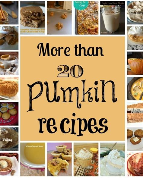 highest rated recipes on the web best pumpkin recipes round up all she cooks