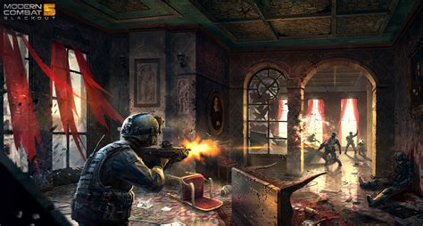 modern combat 5 modern combat 5 blackout release date confirmed july