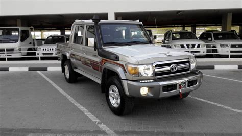 land cruiser pickup v8 turbo toyota land cruiser pickup diesel 2015 in dubai