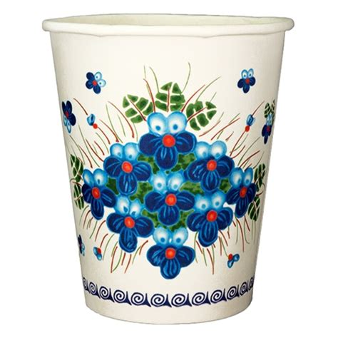 pattern paper cup polish art center polish hot cold paper cups stoneware