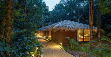 amazon bungalow cottages anavilhanas jungle lodge 2 nights 3 days brazil trip