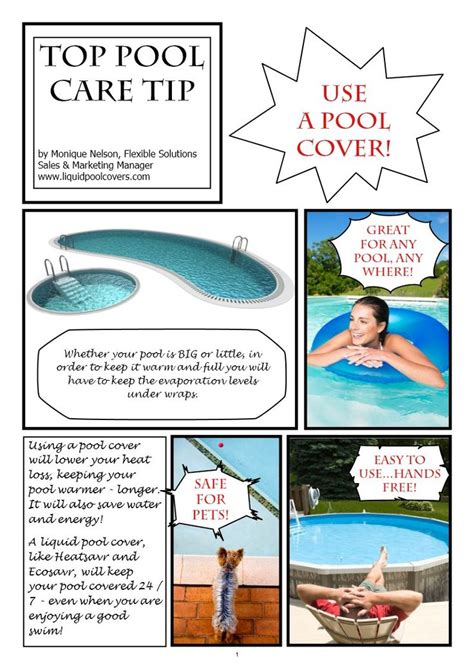 pool care tips 30 best pool infographics images on pinterest swimming