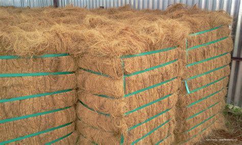 coco fiber coconut fibre in bales fibre family be with nature a
