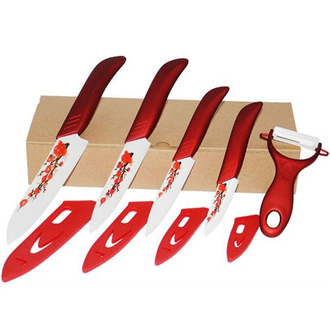 aliexpress com buy hot sale kitchen knives facas a set of ceramic knife set contain 3 4 5 6