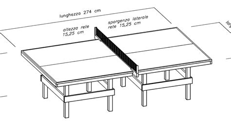 come costruire tavolo ping pong costruire facile come costruire un tavolo da ping pong