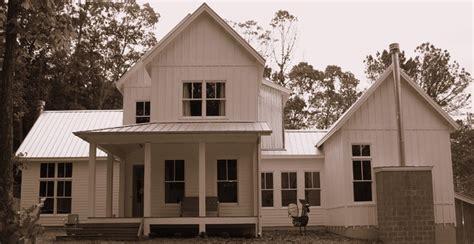 Modern Farmhouse in Rural Georgia Modern Exterior Atlanta by Element