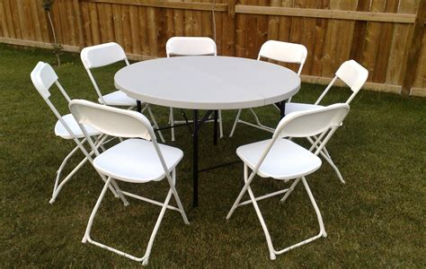 calgary rentals chairs and tables