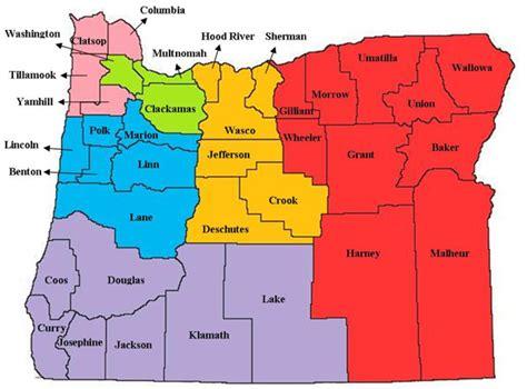 map of oregon regions 31 oregon regions map swimnova