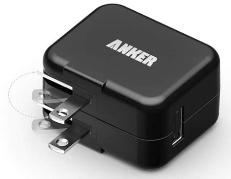 anker egypt anker 10w 2a home and travel usb wall charger adapter