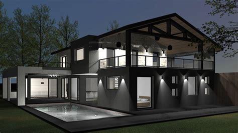 maison 5 architecte maison d architecte dans les landes lb cr 233 ation
