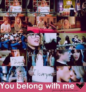 you belong with me you belong with me life is a gift
