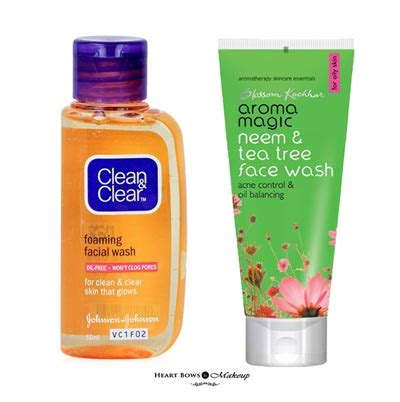 best wash best wash for acne prone skin pimples in india top