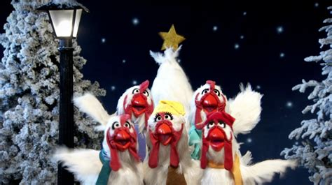 christmas chickens my merry christmas