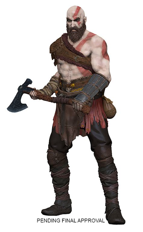God Of War Kaos 2 Sisi Size S neca size god of war 4 kratos foam replica the