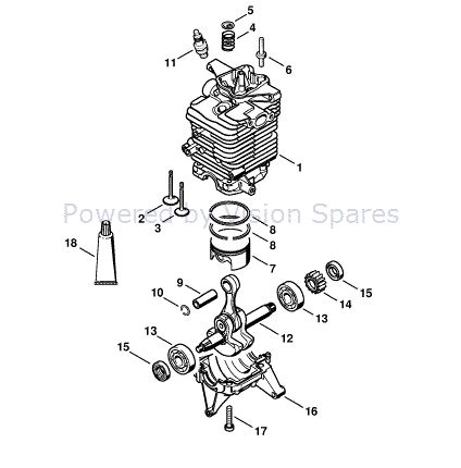 stihl br 600 parts diagram stihl br600 engine diagram catalog auto parts catalog