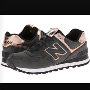 And rose gold new balance sneakers from sadae s closet on poshmark