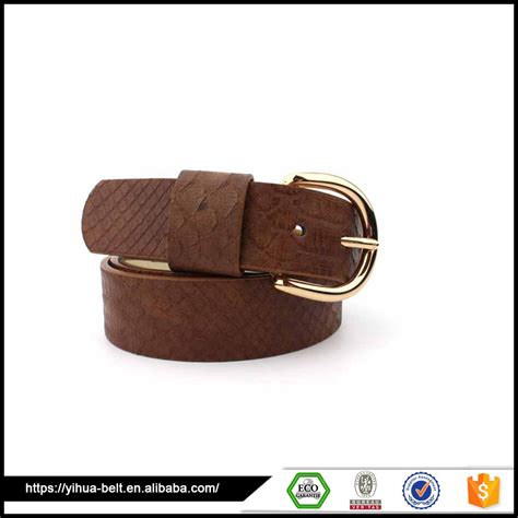 Handcrafted Western Belts - gold supplier china wide leather belts handmade