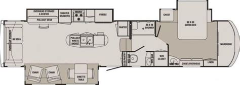redwood rv floor plans 2013 redwood rv redwood 38gk fifth wheel indianapolis in