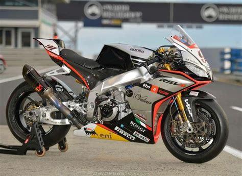 Track Racing 29 Pc 861 daidegas 2015 aprilia rsv4 wsbk devils cafe
