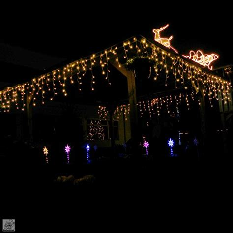 tende luminose natalizie a led 480 led 12m tenda luminosa a cascata natale bianco
