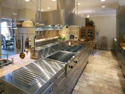 Renovation Kitchen Countertop Materials For A Modern Cook Space Home Decor Singapore Top 10 Professional Grade Kitchens Hgtv