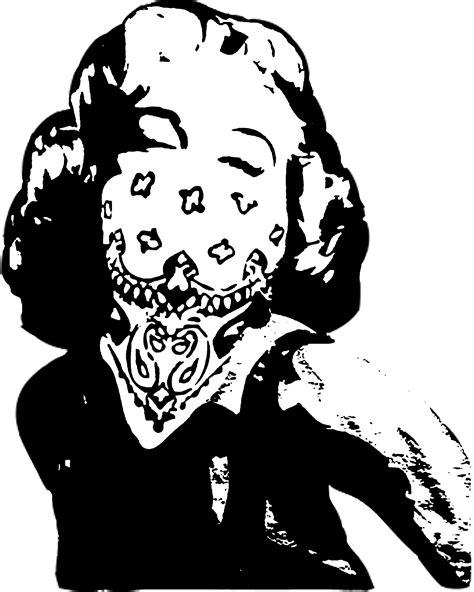art pattern stencils marilyn monroe stencil by xmanuelx on deviantart