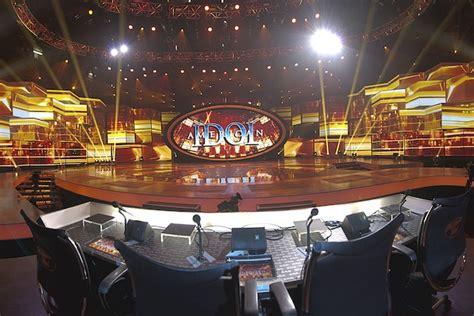 Dominate Stage At American Idol by Photos American Idol Season 12 Stage Look Tvline