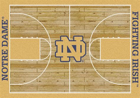 notre dame area rug milliken area rugs ncaa college home court rugs 01260 notre dame fighting milliken