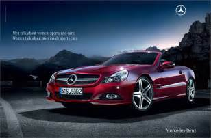 Mercedes Advertising Car Ads Adstous