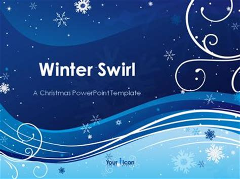 Snow Powerpoint Template Reboc Info Free Winter Powerpoint Templates