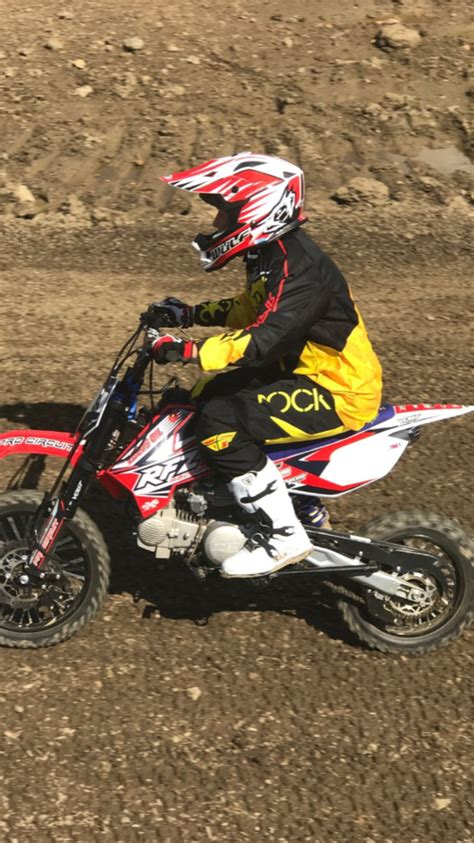 stolen motocross bikes stolen rfz dirt bike 140cc junior