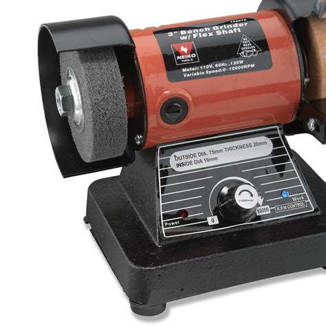 small bench grinder polisher mini bench grinder rotary flexible shaft polisher die carving 10 000 rpm ebay