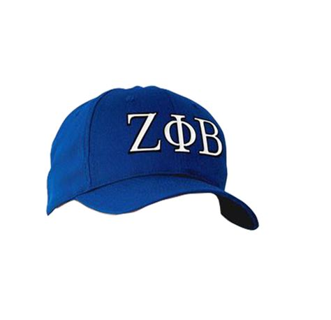 zeta phi beta colors zeta phi beta cap with 2 color embroidery sorority apparel