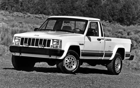 comanche jeep 2014 1990 jeep comanche eliminator j16