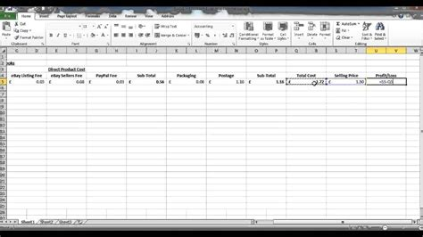 Food Cost Inventory Spreadsheet by Food Cost Inventory Spreadsheet Laobingkaisuo